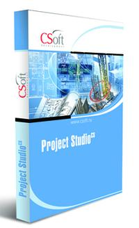 картинка Project Studio CS ОПС, Subscription от компании CAD.kz