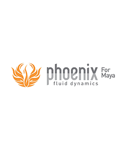 Phoenix Fluid Dynamics for Maya